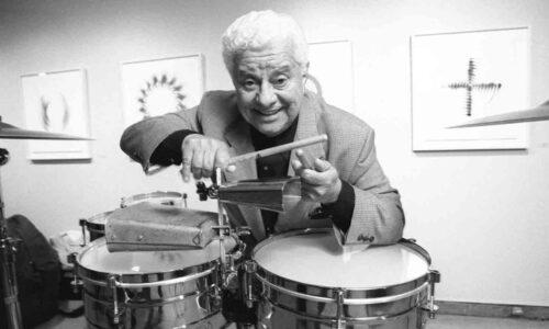 Wokalista Tito Puente