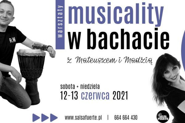 Warsztaty - MUSICALITY w bachacie